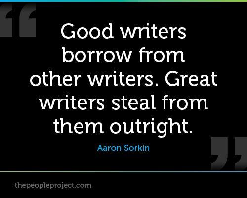 Writers knowledge?