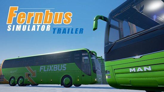 تحميل لعبة Fernbus Simulator مضغوطة بحجم صغير و برابط مباشر