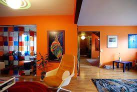Image result for orange room