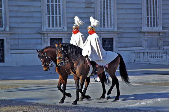 CHANGING OF THE GUARD, via Flickr.