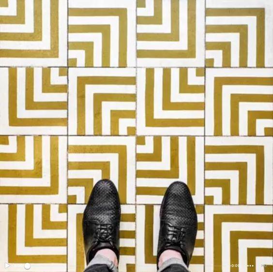 Sebastian Erras te mostra os mais belos pisos de Paris http://glo.bo/1VSj3M4