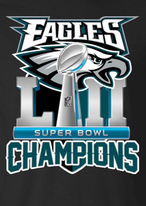 Sb Champs Philadelphia Eagles Super Bowl Eagles Super Bowl Philadelphia Eagles