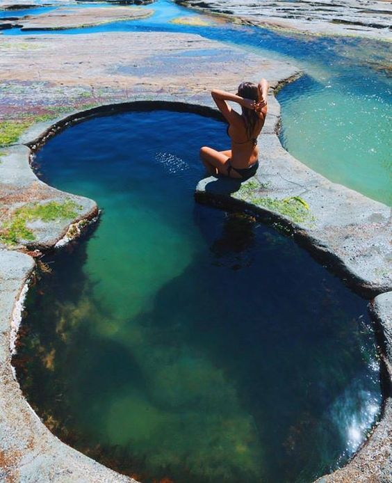 Figure 8 Rock Pools Australia Royal National Park