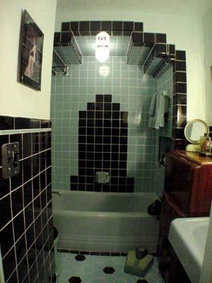bathroom designed by Joel Pelletier