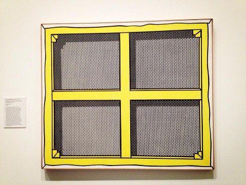 Roy Lichtenstein en el MET de Nueva York