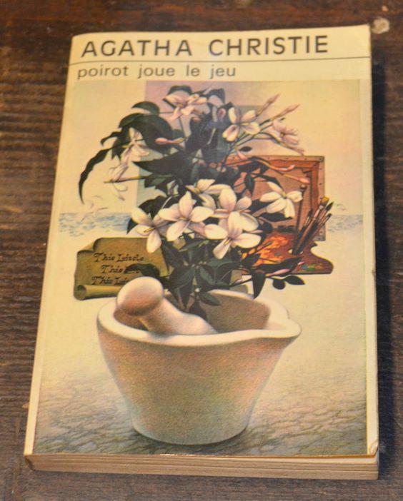 Livre Agatha Christie Hercule Poirot Joue Le Jeu Agatha Christie Hercule Poirot Agatha Christie Hercule Poirot