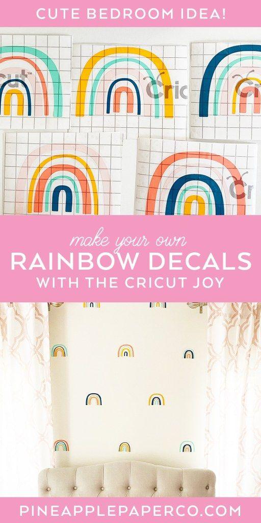40+ Cricut wall decal tutorial inspirations