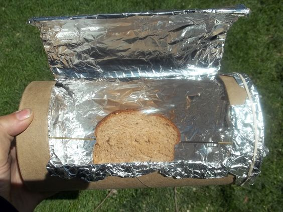 how to make a solar oven with a pizza box - Google Search