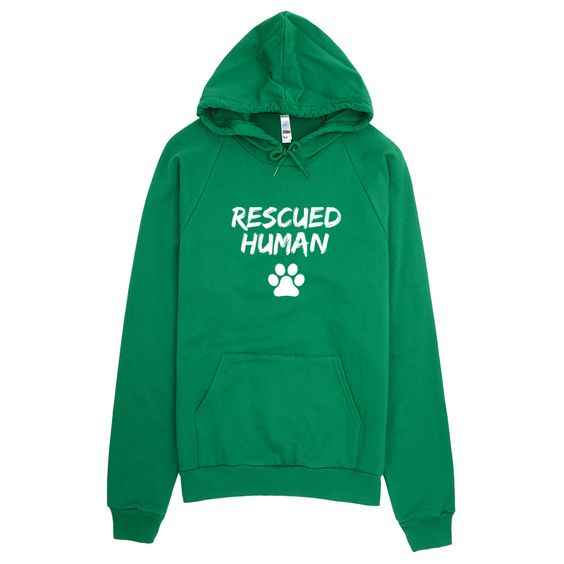 Rescued Human