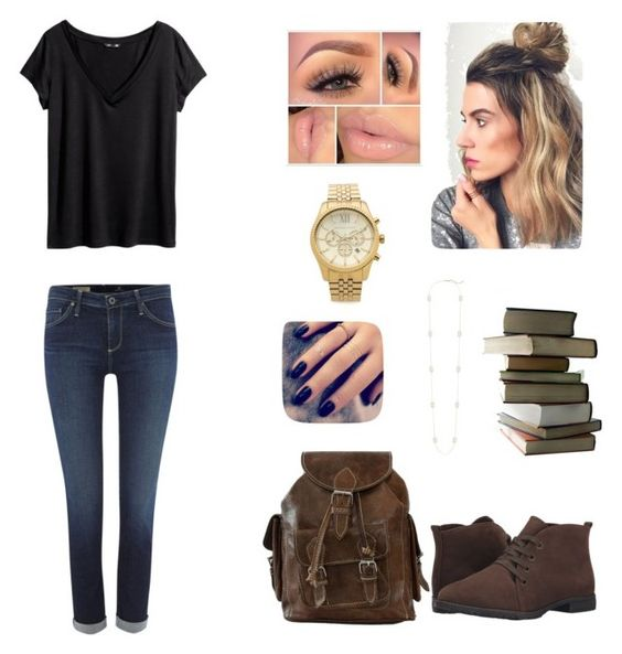 """""""Classy school outfit"""" by ohenderson1261 on Polyvore"""