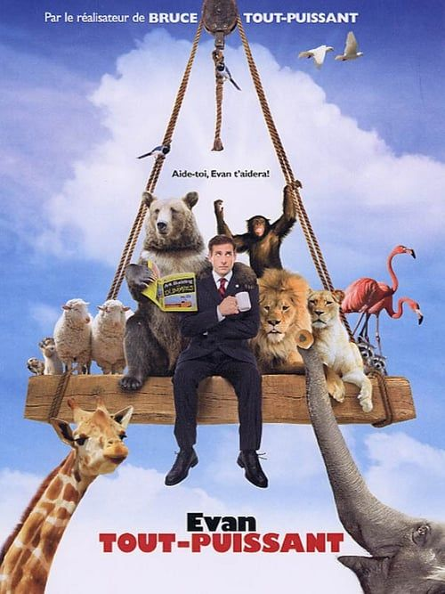 Watch Evan Almighty Full Movie Filmes Online Legendados Filmes Posters De Filmes