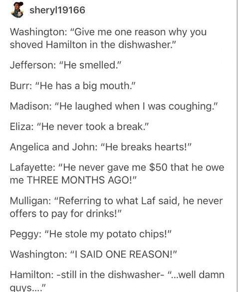 Pin By P A S T L On Hamilton Hamilton Funny