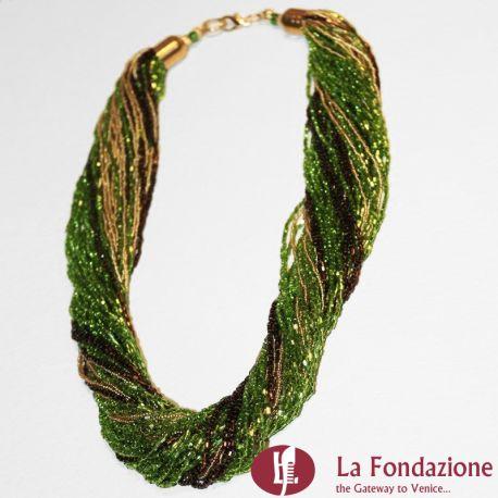 Murano glass necklave