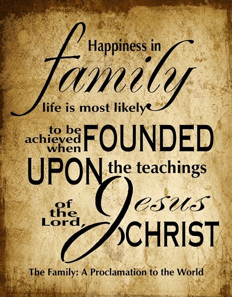 Happiness is Family Sayings Pinterest Family