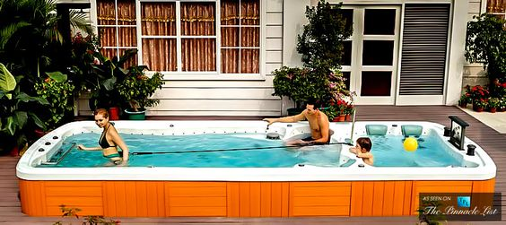 Hot Tubs Tubs And Luxury Pools On Pinterest