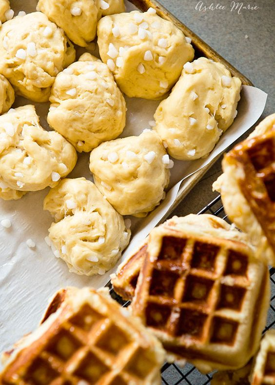 Waffles, Waffle recipes and Traditional on Pinterest
