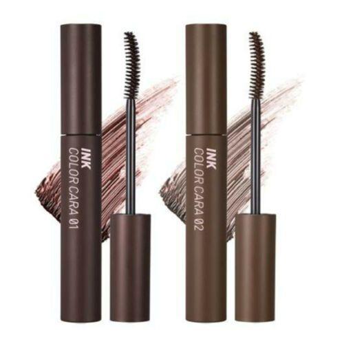 Peripera Ink Color Cara Mascara Shade Mood Long Lasting Brown 2 Color 7g    eBay   Mascara, Dark brown shades, Makeup