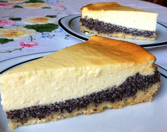 Mohnkuchen k se mohnkuchen genuss f r alle food for Pinterest kuchen