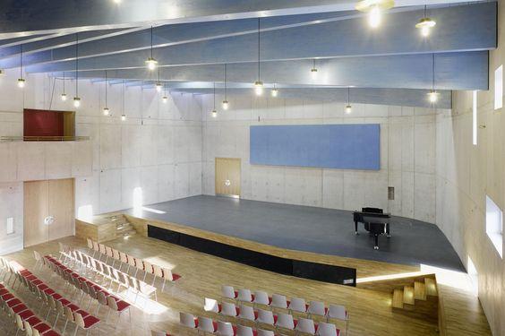 Erweiterung der Waldorfschule in Freiburg St. Georgen | Lederer Ragnarsdóttir Oei