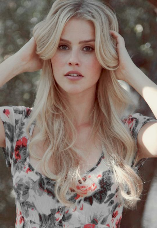 Claire Holt photographed by Gemma Pranita