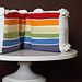Felt Rainbow Cake by BeckyM Photos