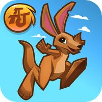 I'm learning all about Smart Bomb Interactive, Inc. AJ Jump: Animal Jam Kangaroos! at @Influenster!
