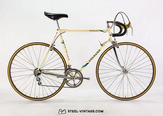 Colnago Oval CX - now online on www.steel-vintage.com #steelvintagebikes #steelisreal #colnago #roadbike #instabike #bicycle #design #thoseintheknow #campagnolo #columbussteelframe #berlin
