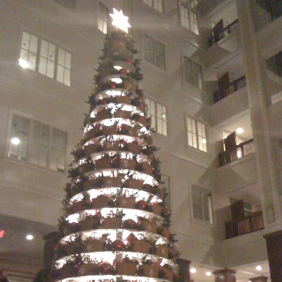 The Longaberger Home Office at Christmastime!