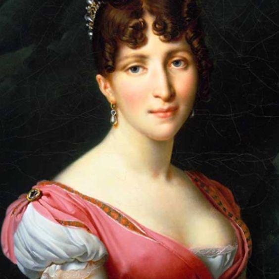 A Napoleonic Lady