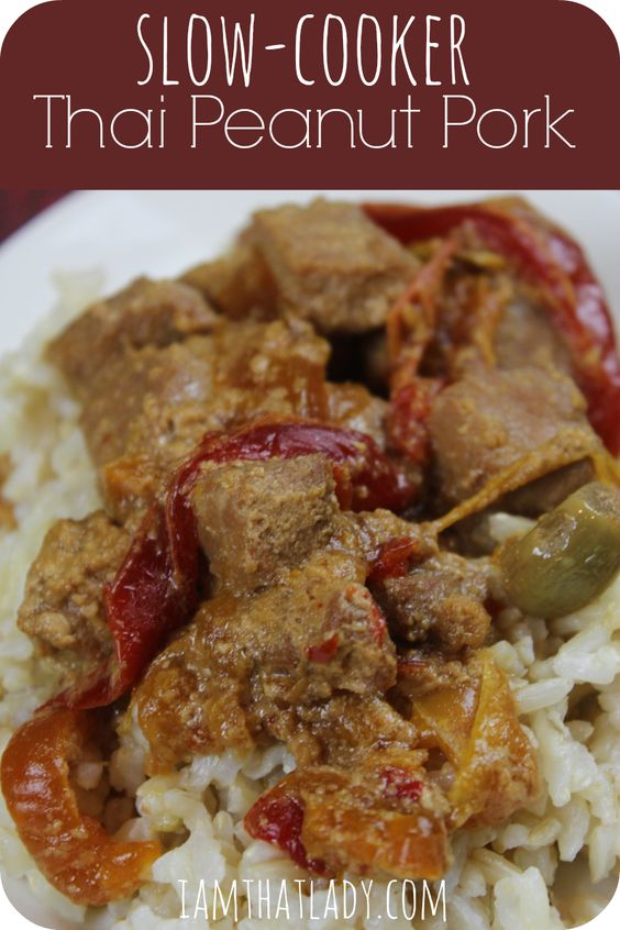 Pork and red pepper recipes