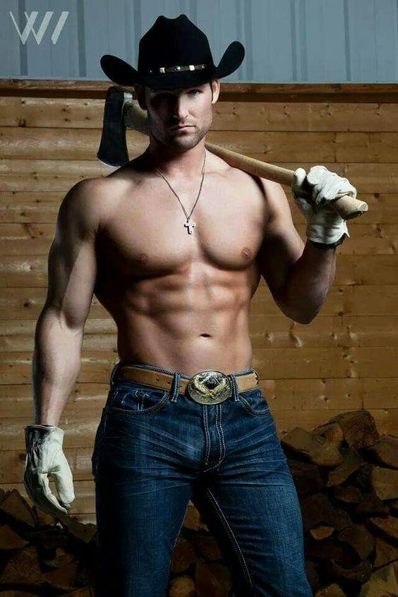 I love cowboys!!!!