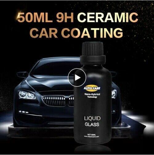 Ebay Advertisement 2019 Ceramic Car Polish Coating Liquid Glass 50ml 9h Paint Care Nano Hydrophobic Car Coating Ceramic Coating Car Polish