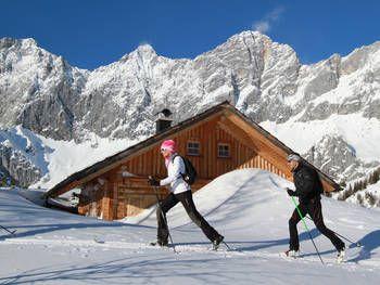 Skitouren in Ramsau am Dachstein Steiermark Obertraun Hallstatt Österreich