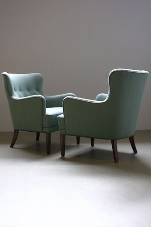 The Modern Warehouse - Furniture - Lounge Chairs by Fritz Henningsen