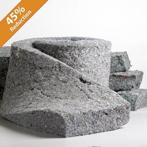 Quiet Batt� 30 Soundproofing Insulation -made from recycled bluejeans