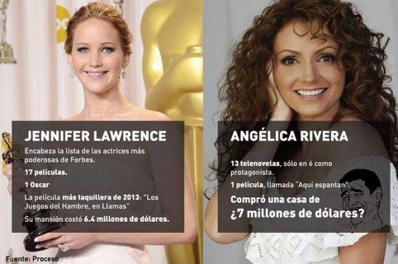"""Los mejores memes de """"La Casa Blanca"""" de Angélica Rivera ⋮ Es la moda"""