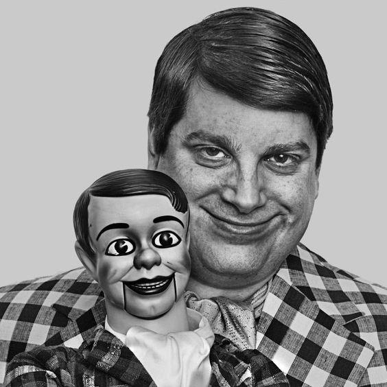 Matt Hoyle - photo - portrait - comedian - celebrities