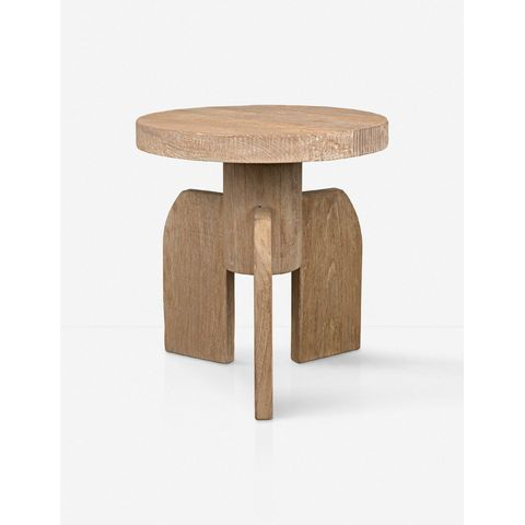 Shii Side Table Distressed Mindi In 2020 Table Home Furnishing Accessories Furniture