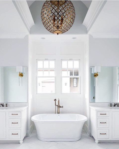 Top 50 Best Bathroom Lighting Ideas Interior Light Fixtures