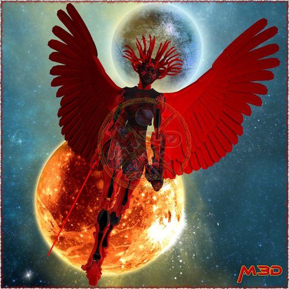 """Steel Angel (from <a href=""""http://www.maw3d.de/picture.php/Steel Angel/categories"""">MAW.3D.Art - Creator of Merlins Stern & Digital CG Art</a>)"""