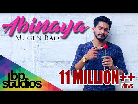 Abinaya Mugen Rao Official Music Video 4k Youtube Music Videos Tamil Video Songs Video