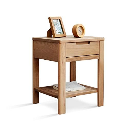 Folding Desk Bedside Table With Shelf 2 Tier Lockers With Drawer Side Table Nightstand Stora Wooden Bedside Table Solid Wood Bedside Tables Small Bedside Table