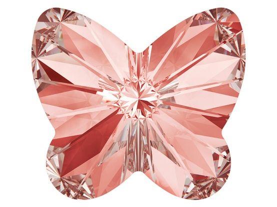 Swarovski Pink Butterfly
