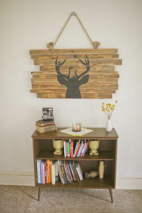 Design : hirschgeweih deko wohnzimmer ~ Inspirierende ...