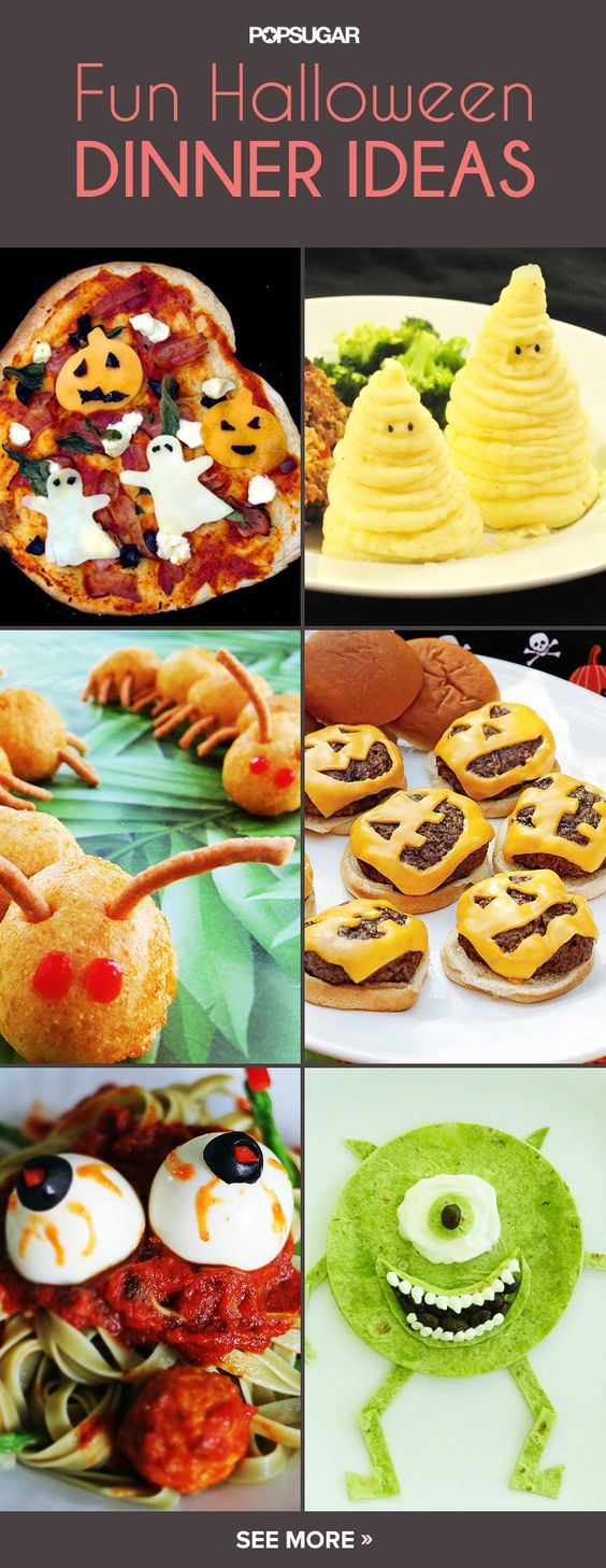 Spooktacular Eats: 20 Fun Halloween Dinner Ideas: