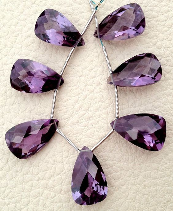 3 Matched pairs Superb New COLOR CHANGE by Raregemstone on Etsy, $34.99