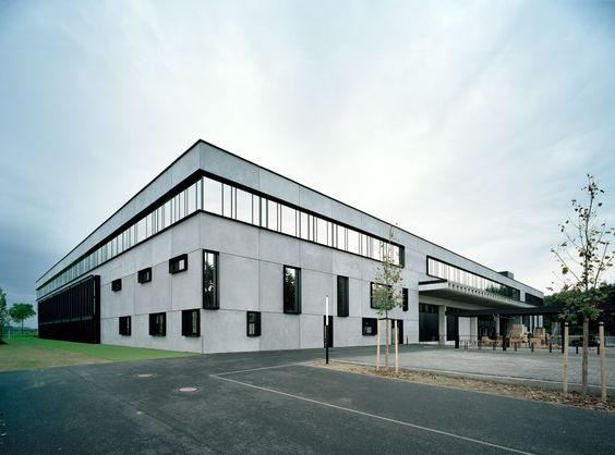 Production and Office Facility, Freiburg