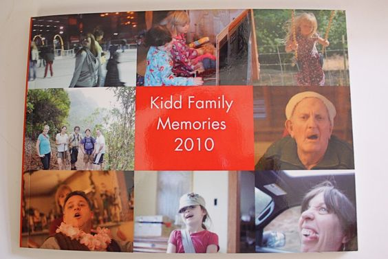 A Year of family memories