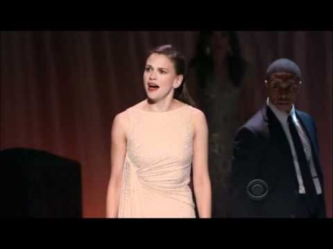 I love the Kennedy Center Honors and this Barbara Cook Tribute may be the best ever!