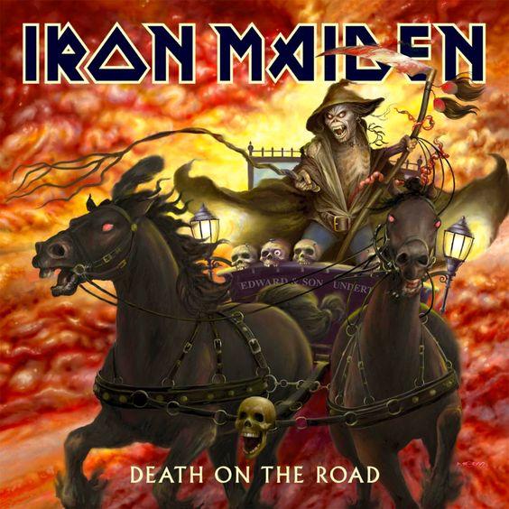 Iron Maiden - Death On the Road (2005)